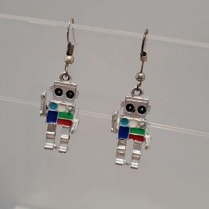 🌷3 for $20🌷Robot Earrings